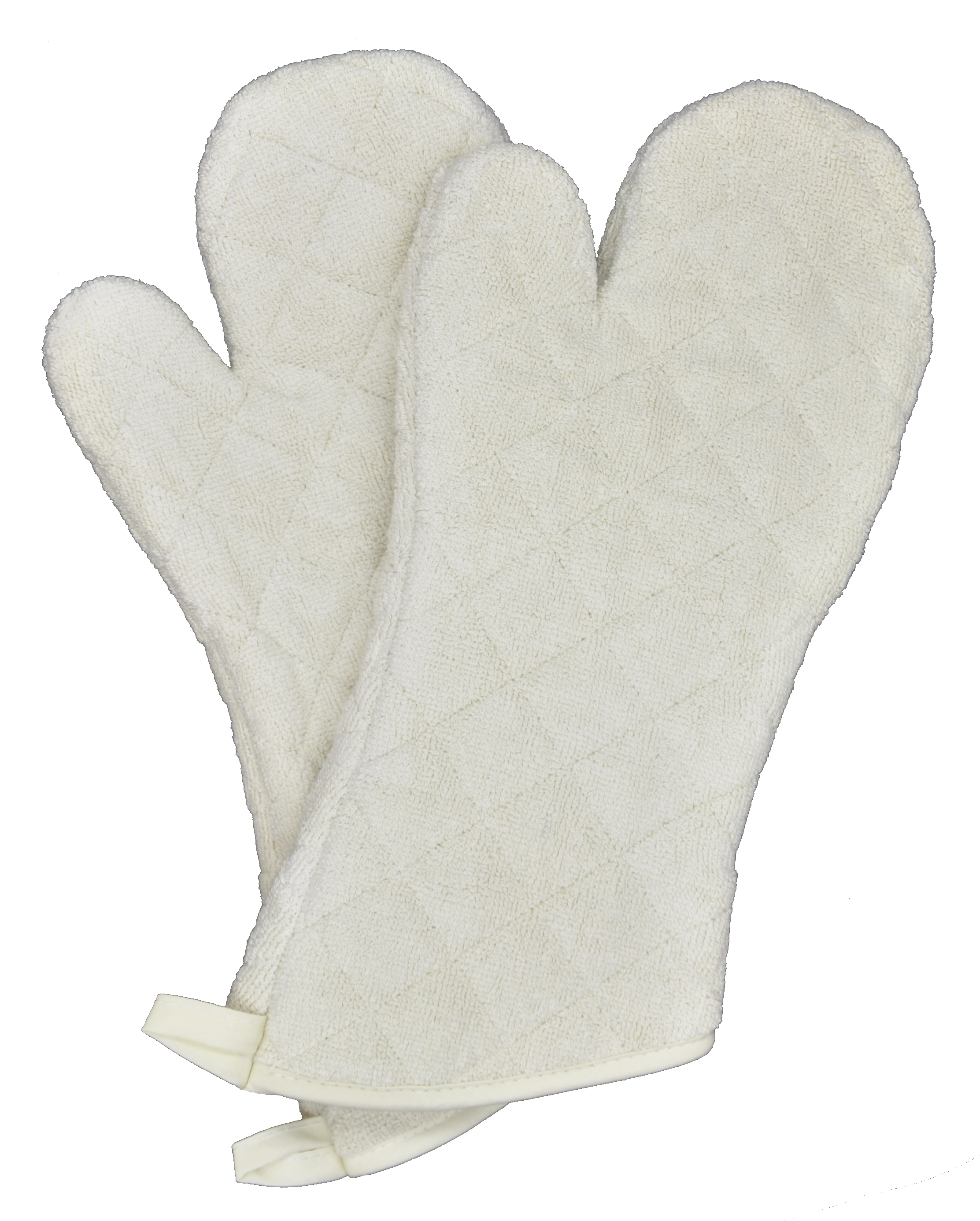 Eurow & O'Reilly Corp. Terry Oven Mitts Commercial Grade 2-Pack Color Cream at Sears.com