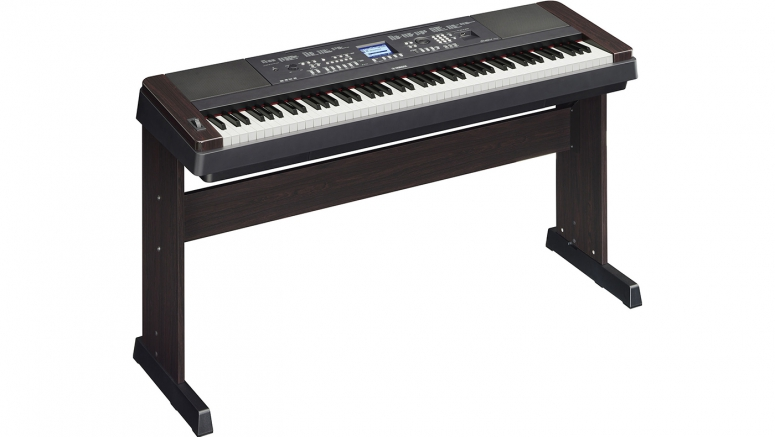 yamaha dgx 650 88 key graded hammer action digital piano. Black Bedroom Furniture Sets. Home Design Ideas