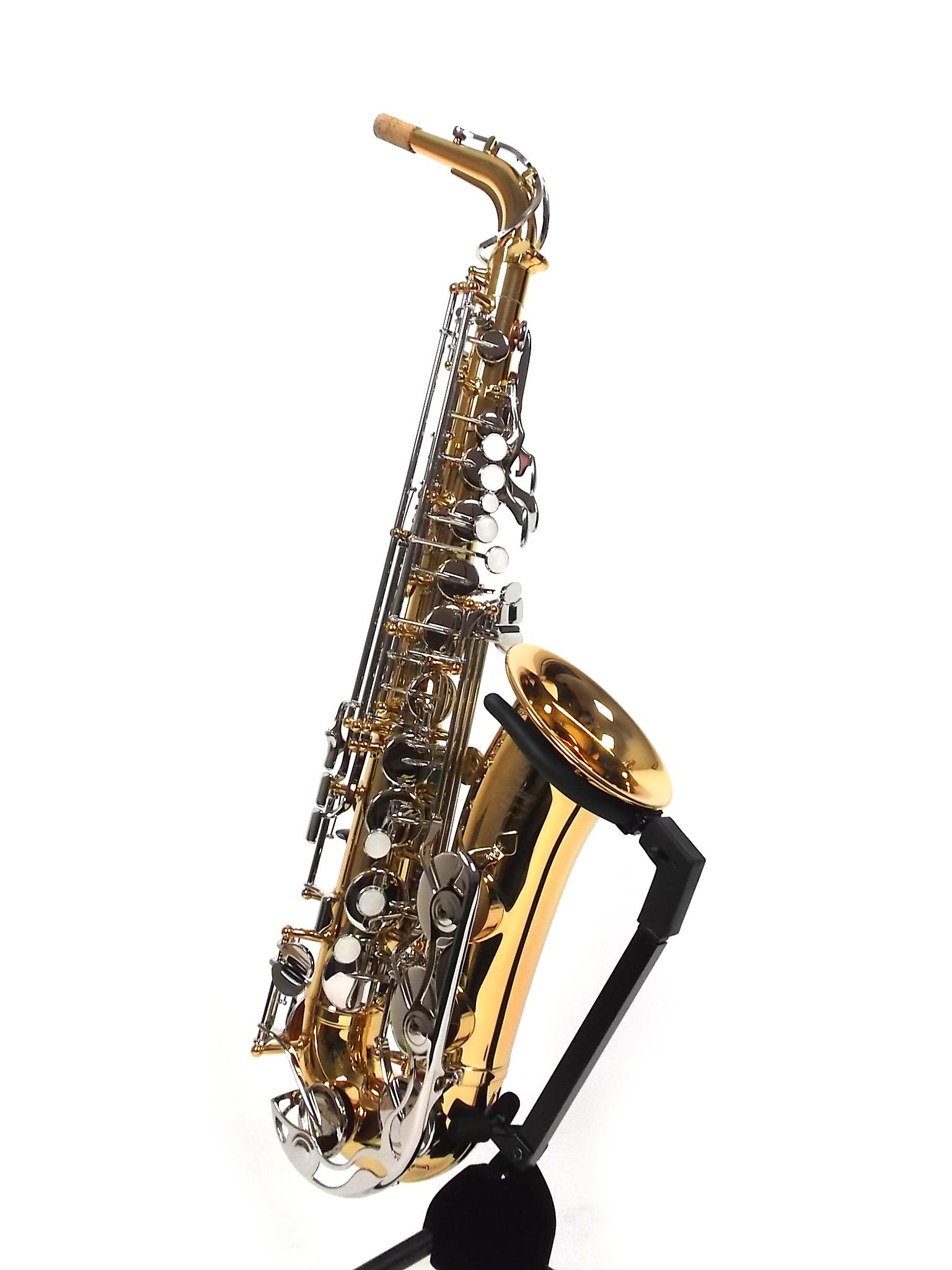 Yamaha advantage yas 200ad student alto saxophone for Yamaha student saxophone