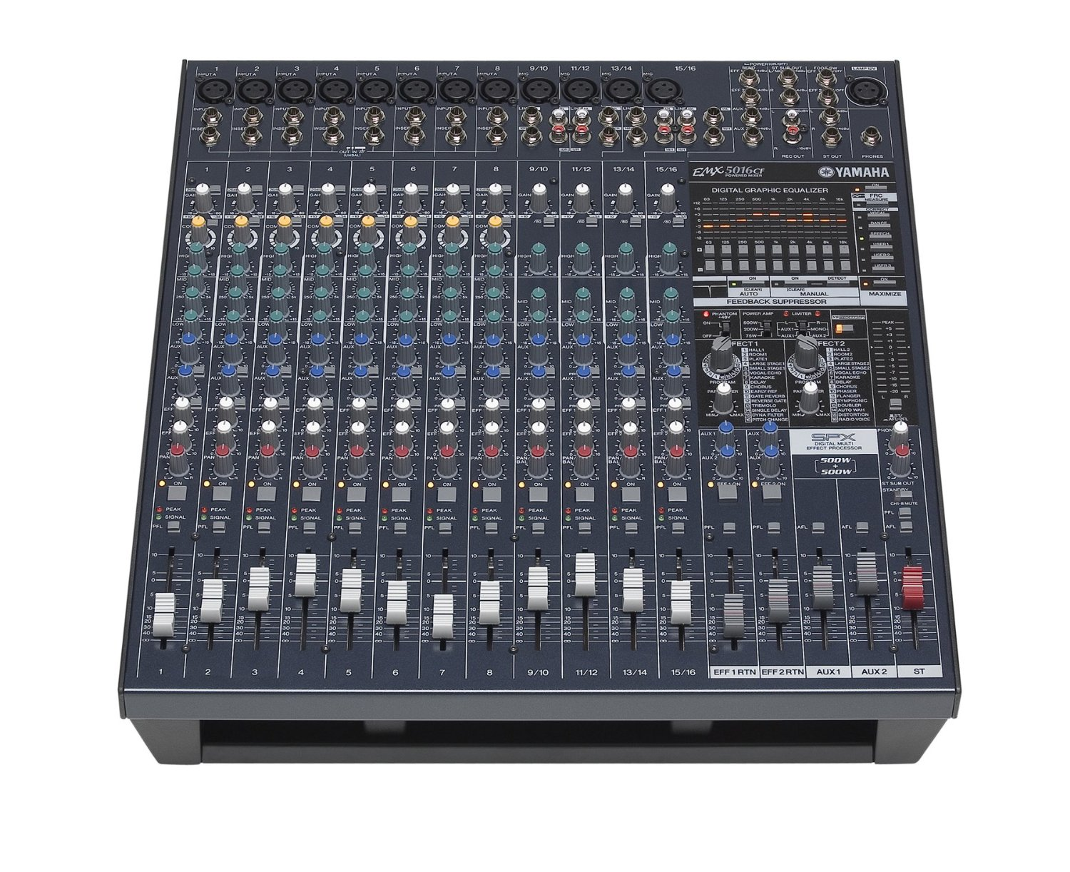Yamaha Powered Mixer Model Number