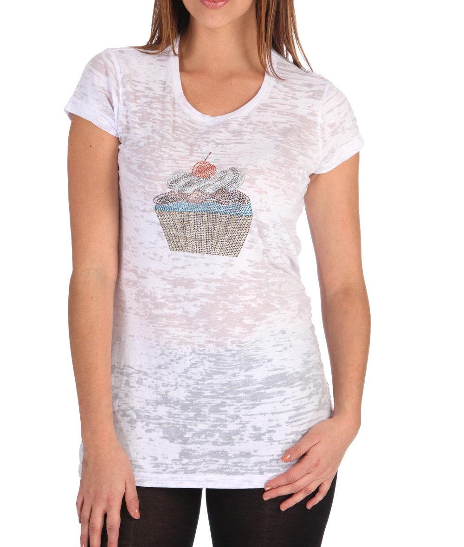 hirt White Embellished Crystals Cake Size Larg