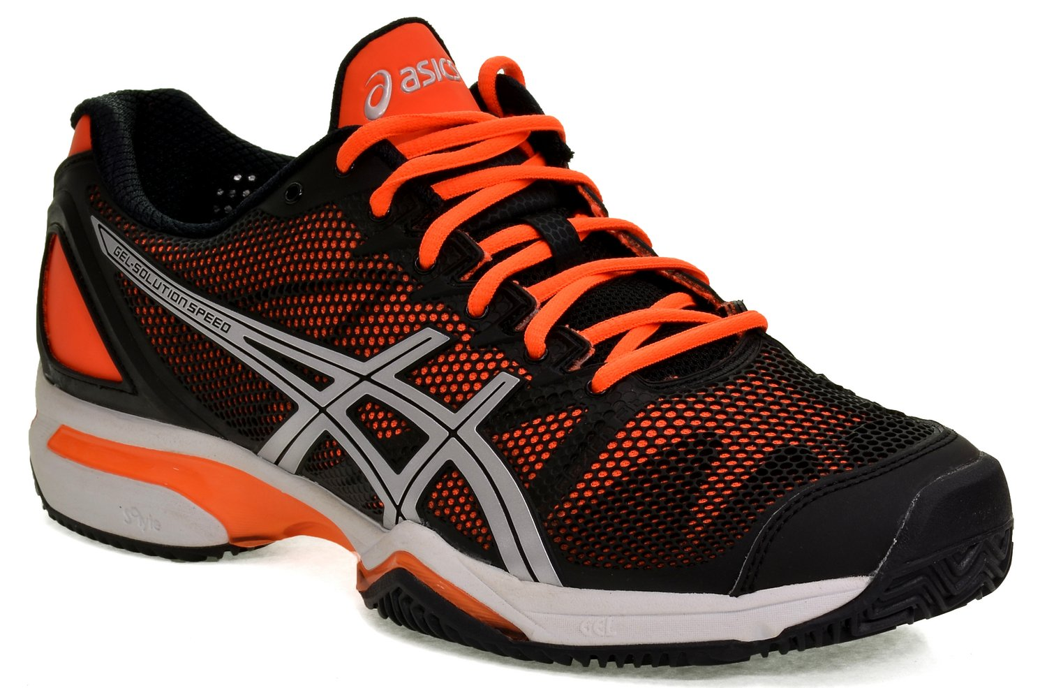 asics mens clay tennis shoes