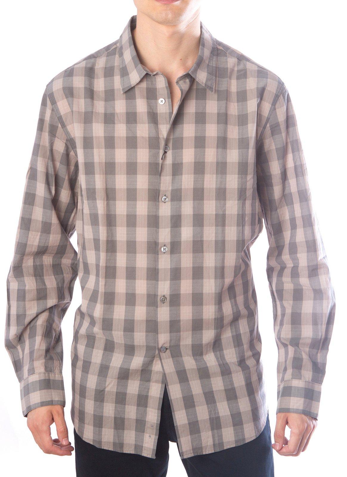 John Varvatos Mens Casual Shirt Multicolor Sz XL W276J2-26MC at Sears.com