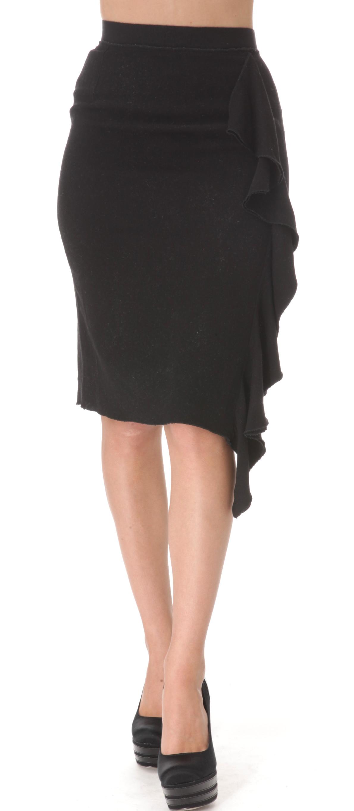 Dolce & Gabbana Women's Black Skirt at Sears.com