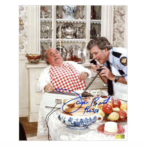 Celebrity Authentics James Best Autographed 8x10 The Dukes of Hazzard Sheriff Rosco w Boss Hogg Photo at Sears.com