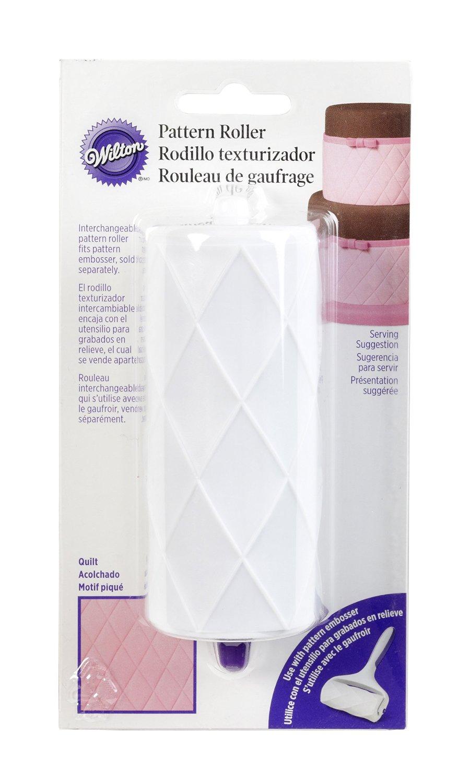 Wilton Embosser Roller Quilt Pattern 4