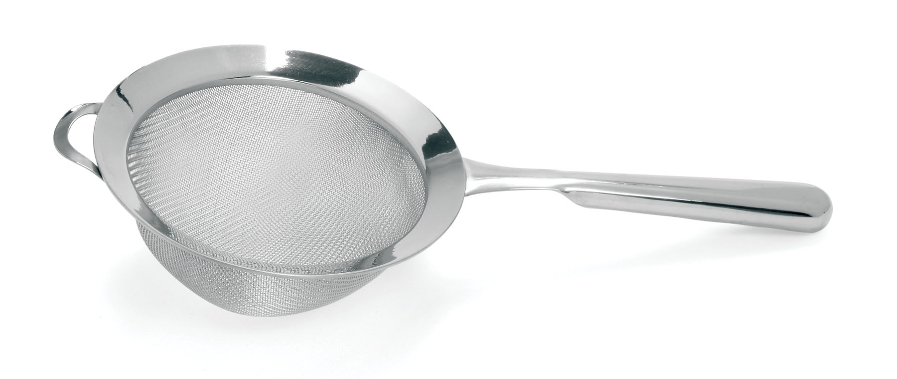 Norpro stainless steel quot double mesh pasta strainer