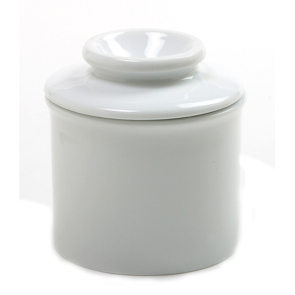 Marble Butter Crock : Norpro butter dish crock keeper marble porcelain ceramic