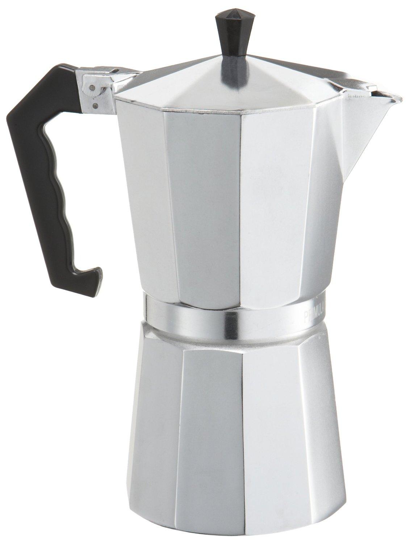Mocha Espresso Maker ~ Primula aluminum cup stovetop espresso maker latte mocha
