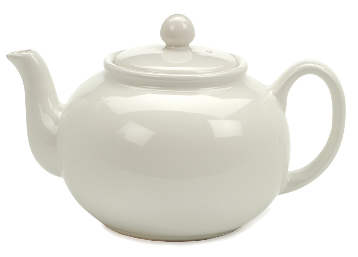 Rsvp Tea Kettle Teapot 48oz Stoneware Herbal New Ebay