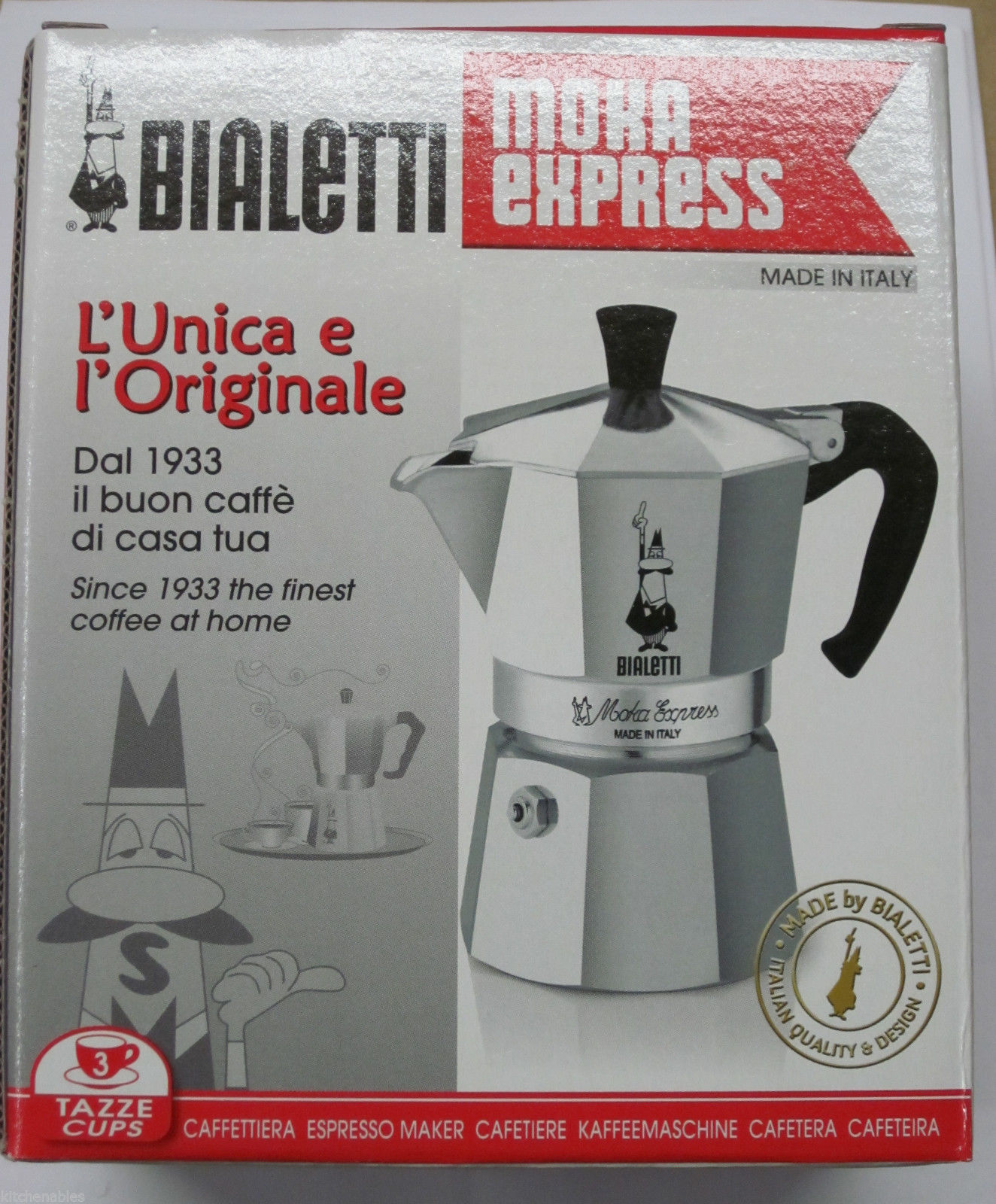 how to use bialetti moka express stovetop espresso maker