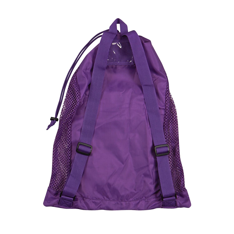 Speedo Swim Deluxe Ventilator Mesh Pool Gear Swimming Bag Purple Prism Violet Ebay