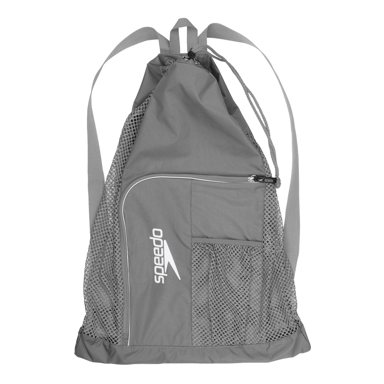 Swim Gear Bag: Speedo Swim Deluxe Ventilator Mesh Pool Gear Swimming Bag
