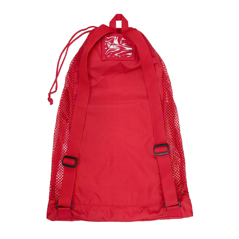 Speedo Swim Deluxe Ventilator Mesh Equipment Pool Gear Bag Formula One Red Ebay