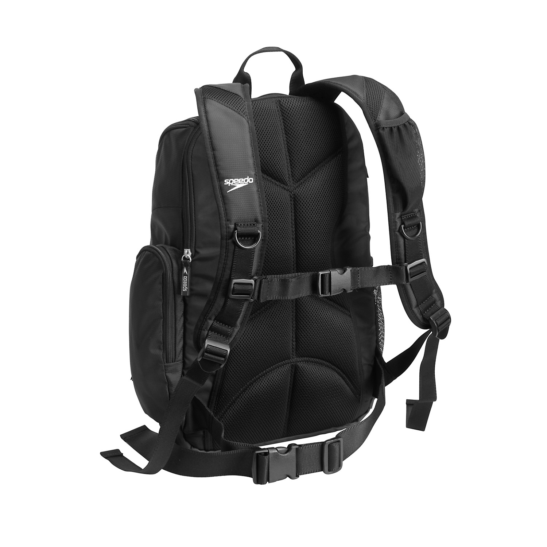 Swim Gear Bag: Speedo Teamster Backpack Swim Gear Back Pack Equipment Bag