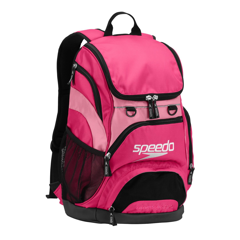 Speedo Teamster Backpack Swim Gear Bag 35l Liters