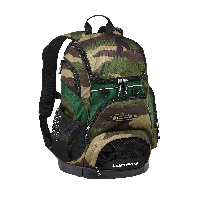 Speedo teamster backpack swim gear back pack bag 35l for Pack swimming