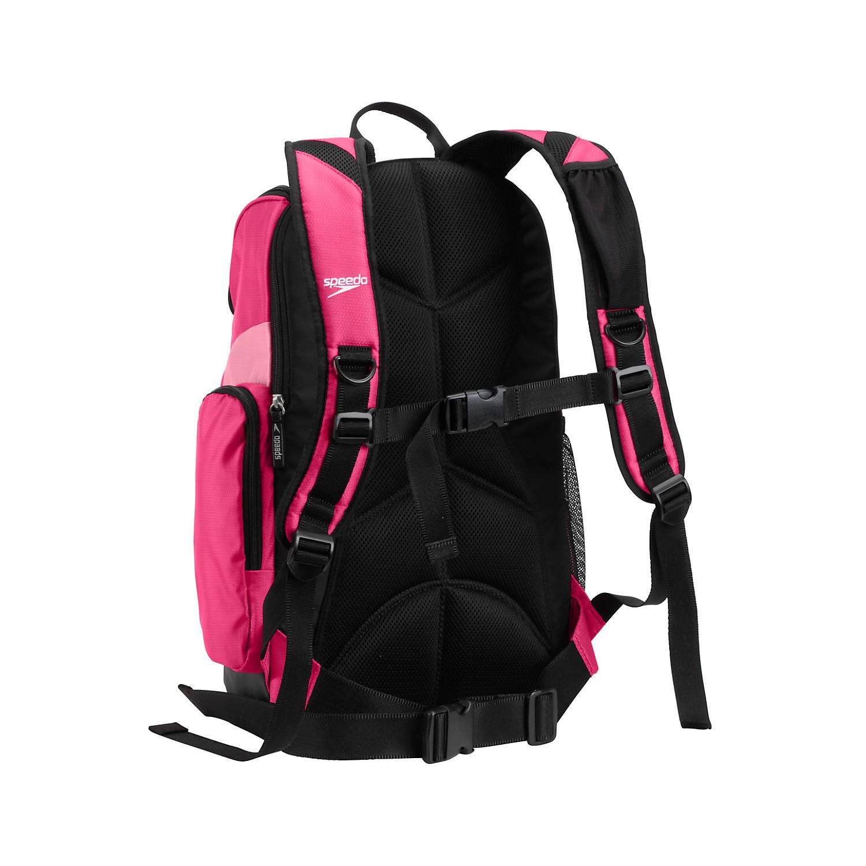 Swim Gear Bag: Speedo Teamster Backpack Swim Gear Bag -25L Liters
