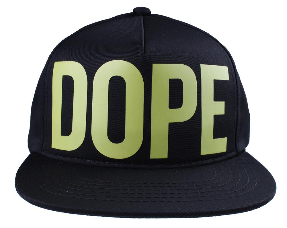 dope couture overt snapback baseball hat cap hip hop ebay