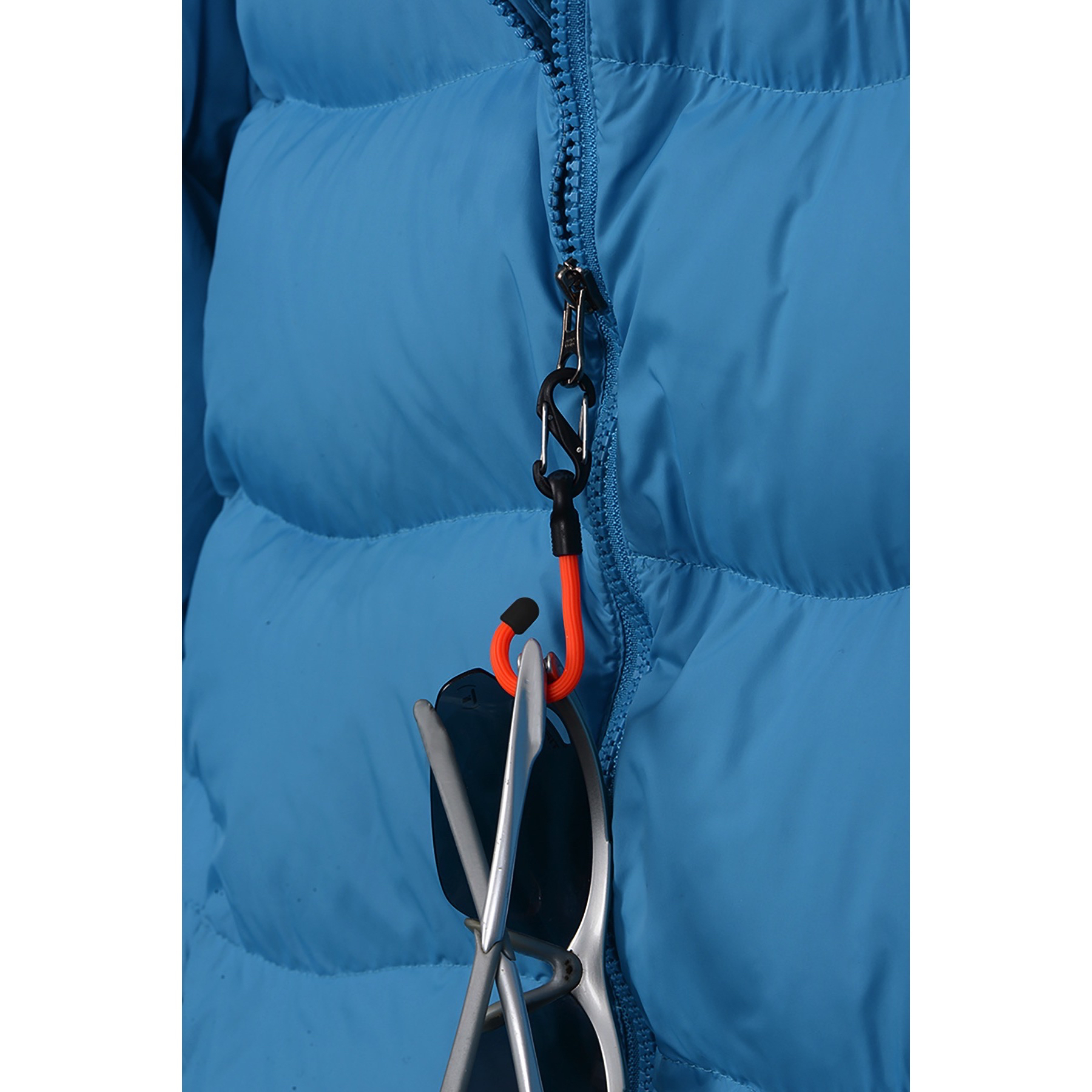 Nite-Ize-Gear-Tie-Clippable-Twist-Tie-3-034-Bright-Orange-w-S-Biners-6-Pack-of-2