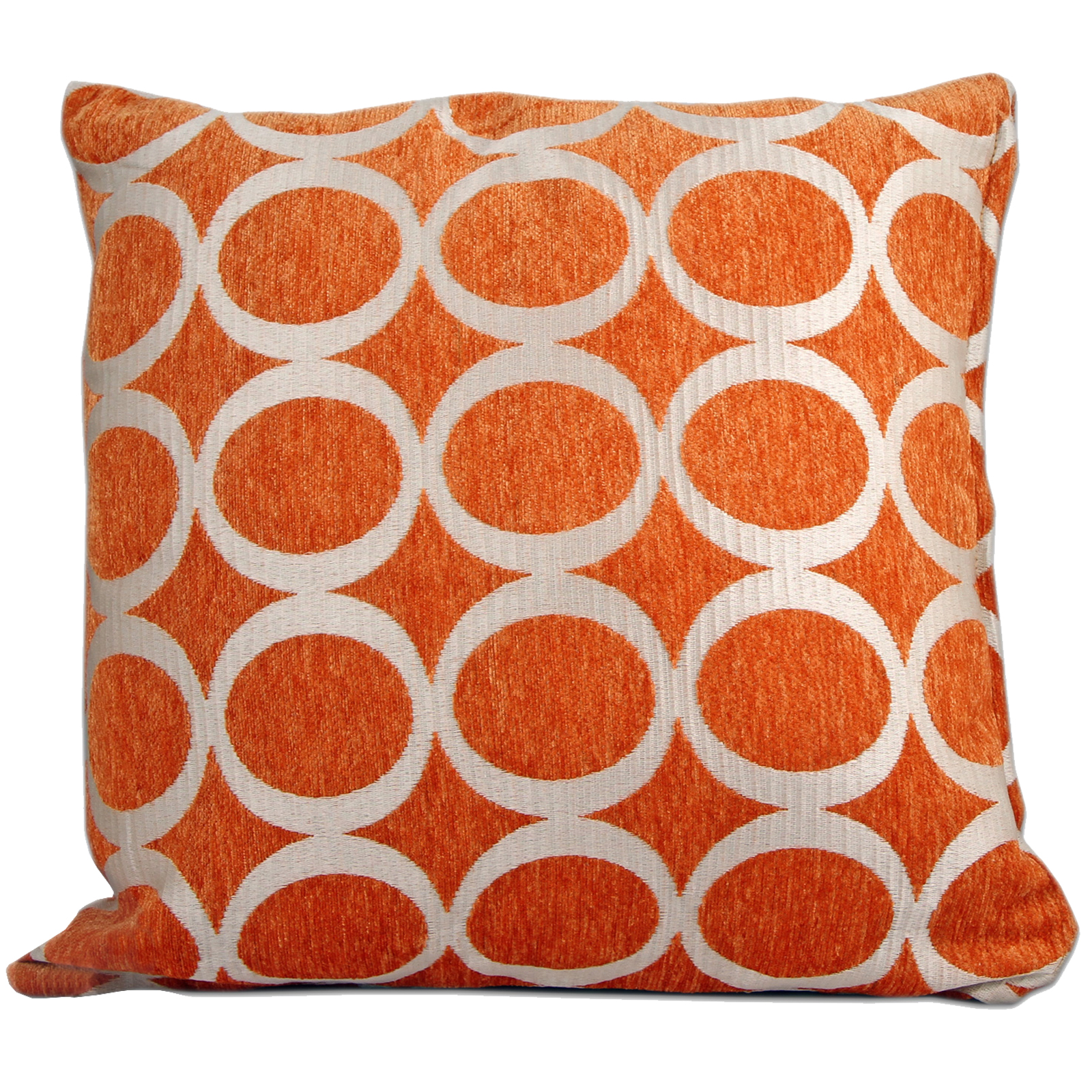 Amazing Retro Modern Chenille Cushions 2 Sizes Small Large