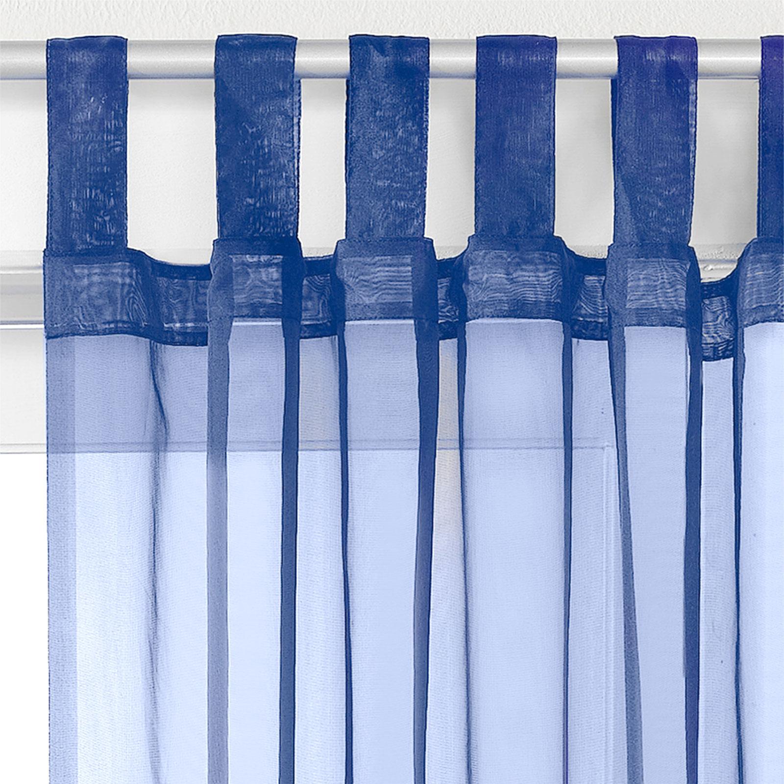 Curtain rods and tiebacks