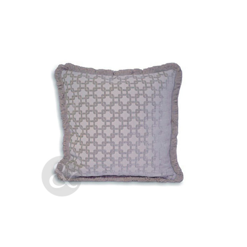 Chenille Chain Cushion Cover Jacquard Sofa Scatter Small
