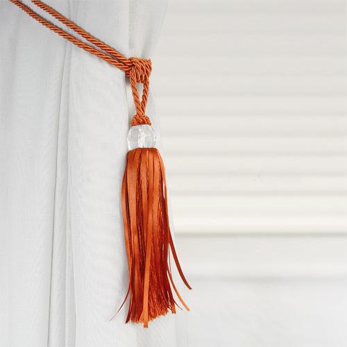 beaded tiebacks tassel curtain tie backs tieback