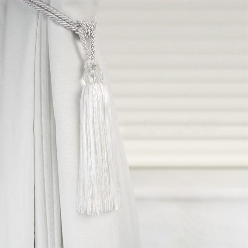 Crystal Beaded Tiebacks Tassel Curtain Tie Backs / Tieback | eBay