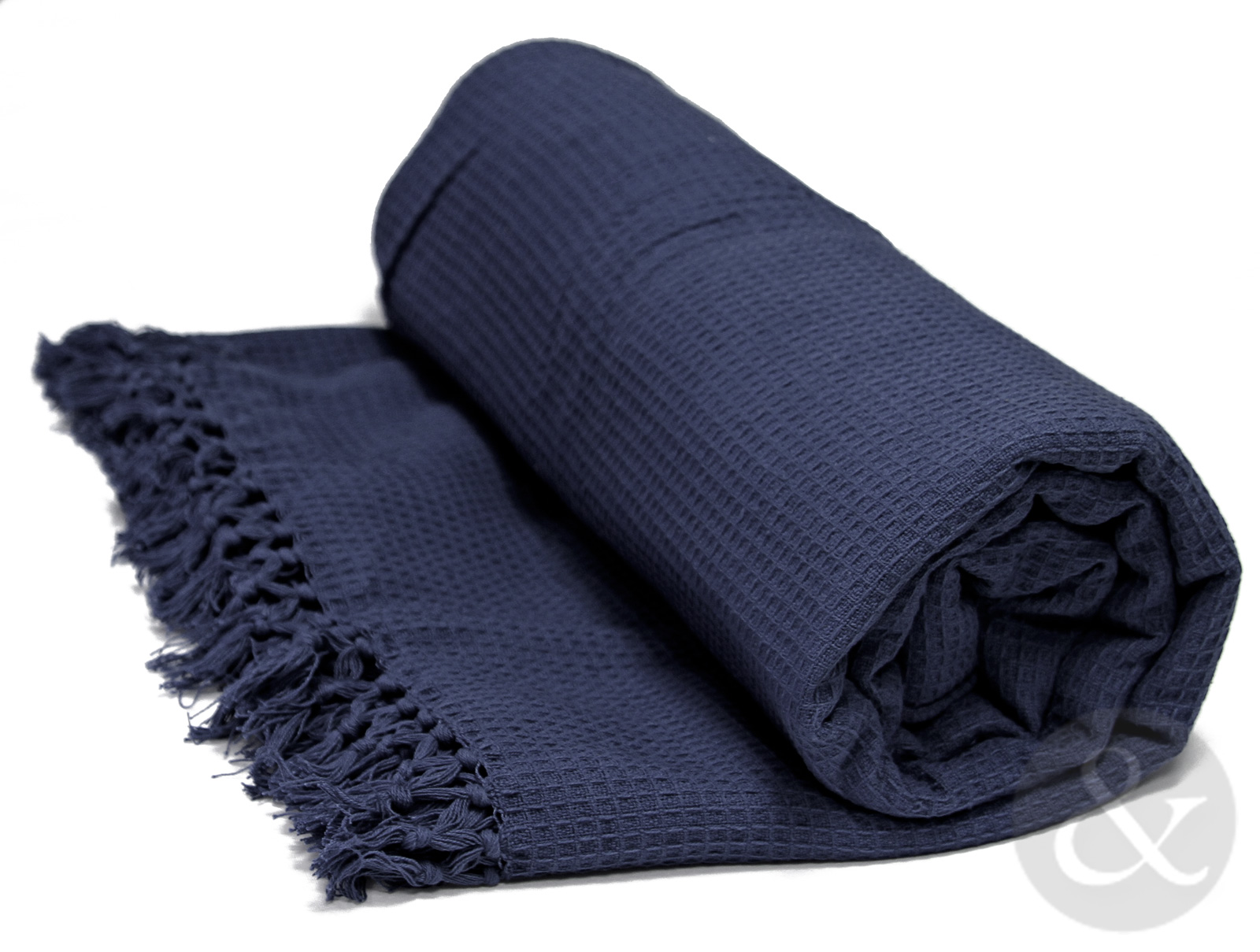 Honeycomb-100-Cotton-Throws-Extra-Large-Luxury-Thermal-Throw-Over-Blanket