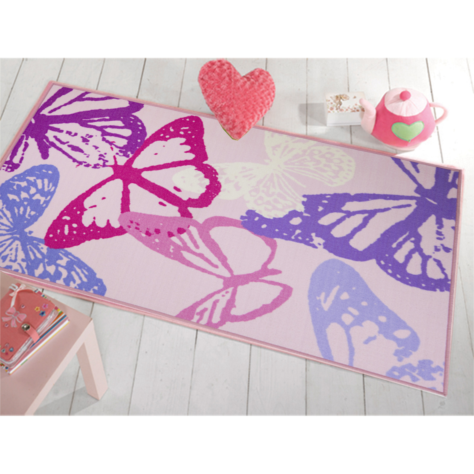 details about kids fun playtime carpet rug for childrens bedroom