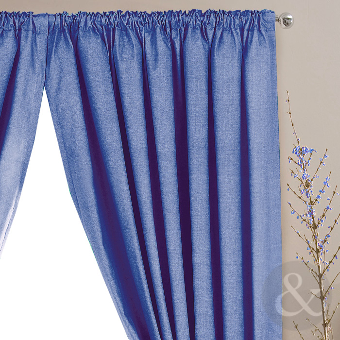 Clearance Blackout Curtains Thermal Fully Lined Pencil Pleat Ready Made Curtain Ebay
