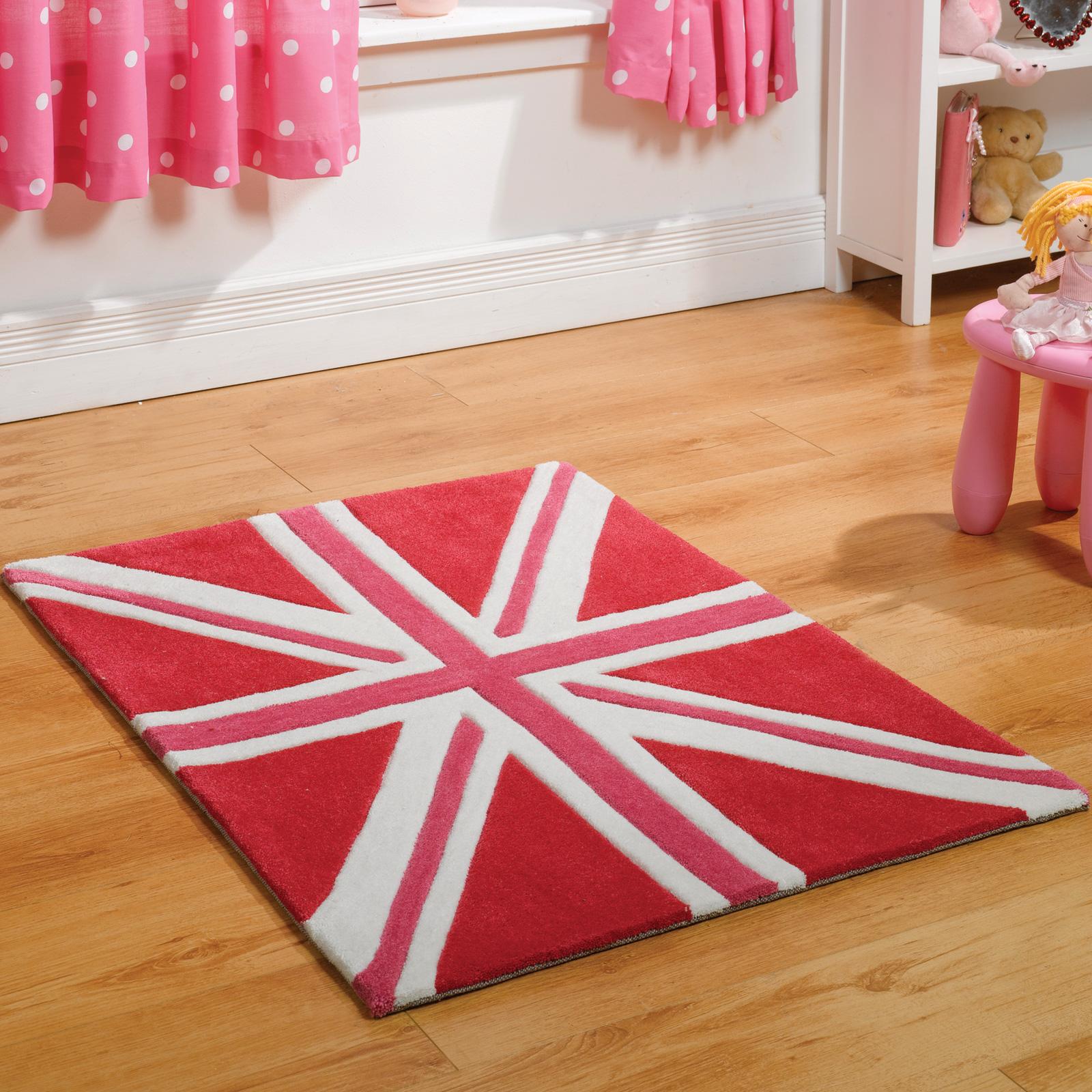 Children Playroom Fun Playful Kids Floor Carpet Rug For Childrens Bedroom