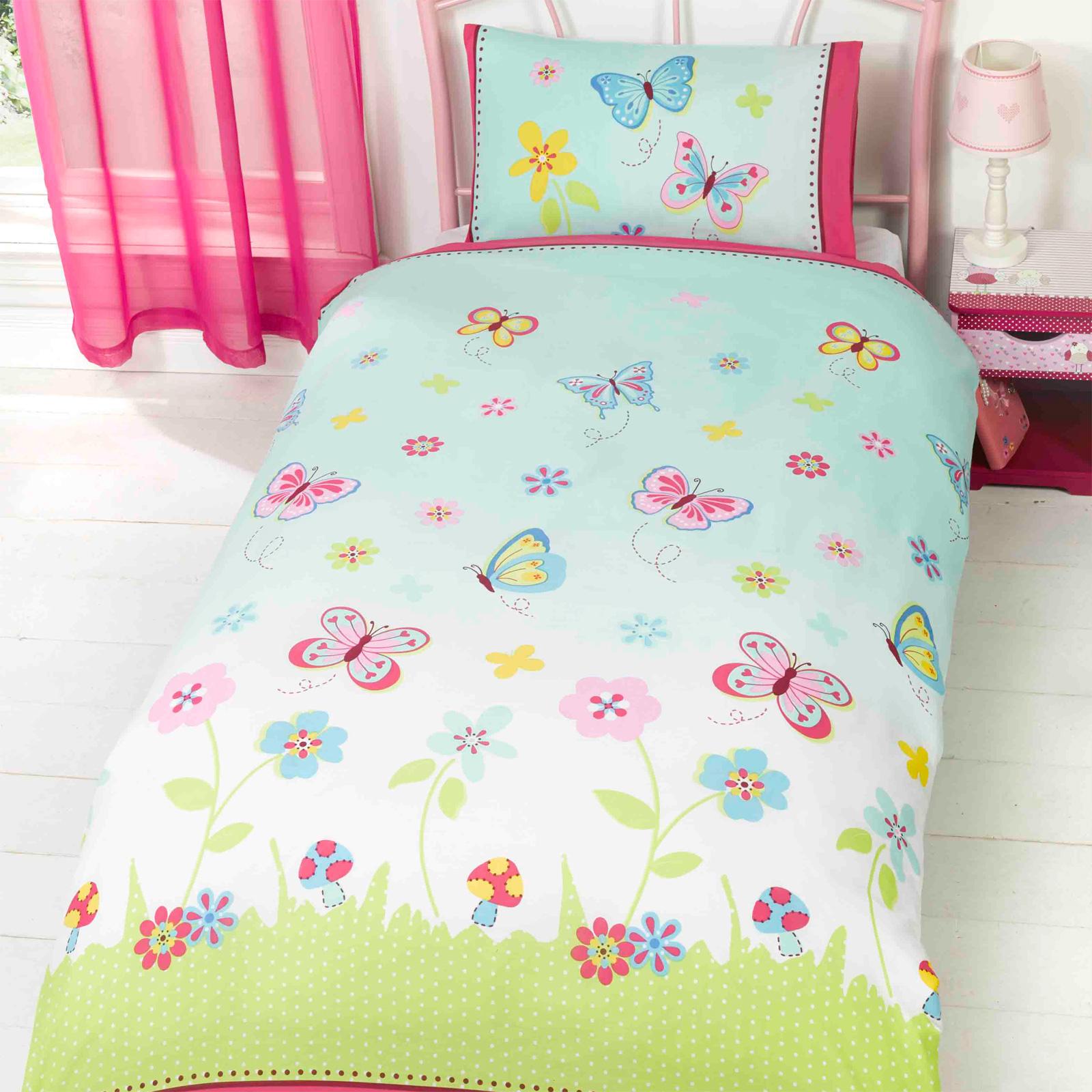 Eccentrico fun bambini biancheria da letto copripiumino con motivo giocosi colorata ebay - Biancheria da letto bambini ...