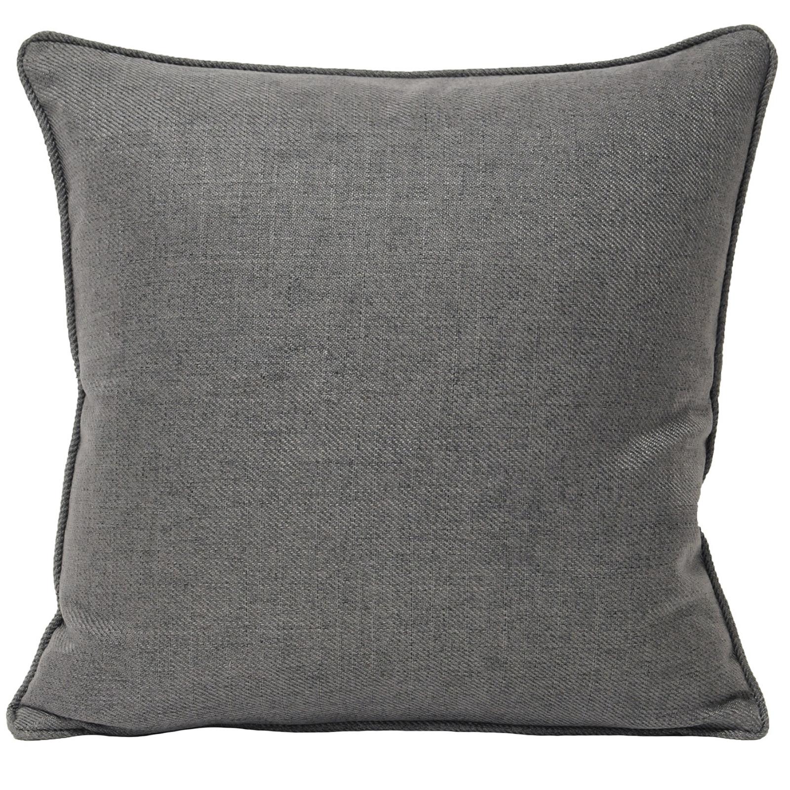 simple contemporain textur housse de coussin pour chambre coucher ebay. Black Bedroom Furniture Sets. Home Design Ideas