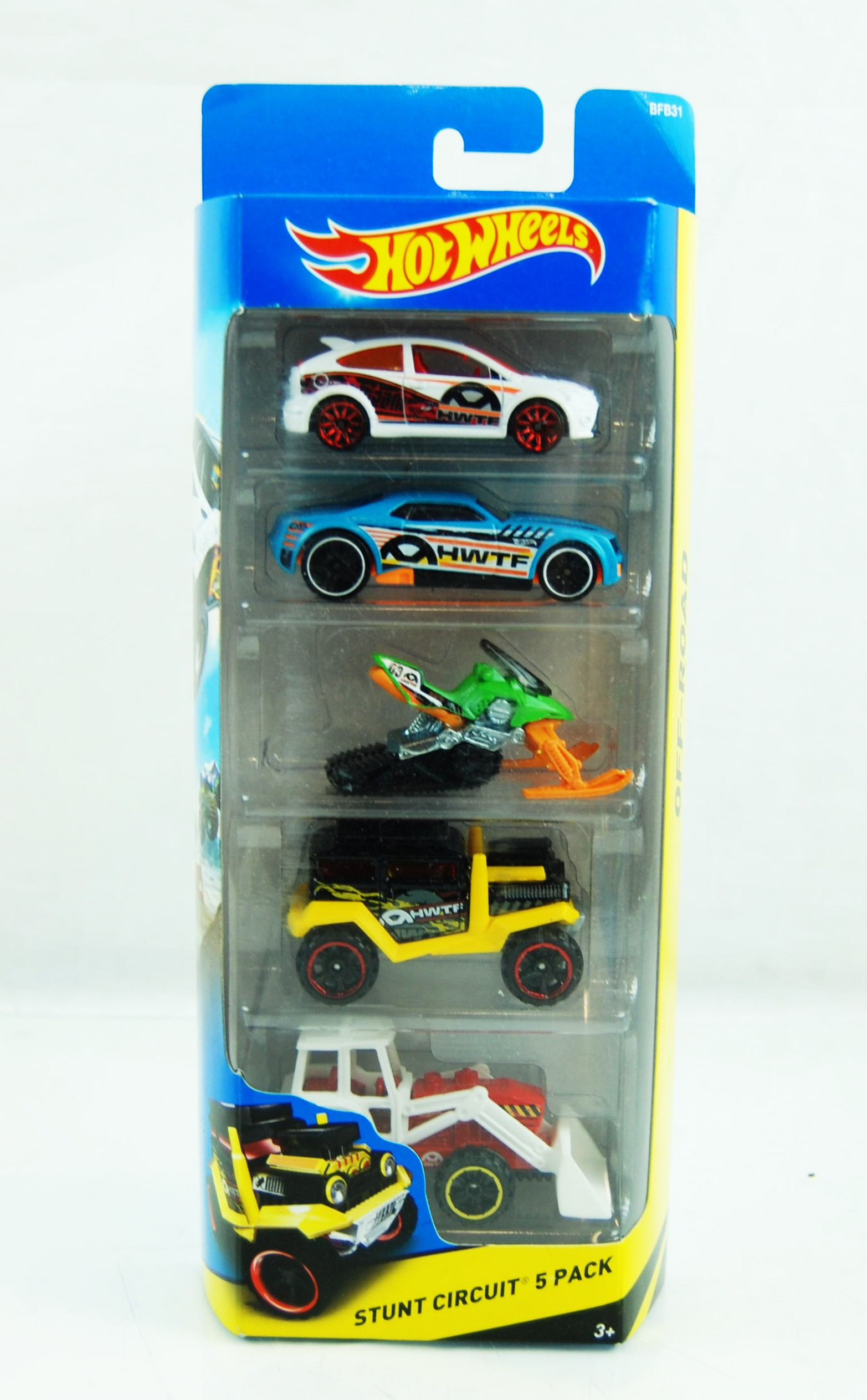 hot wheels stunt circuit 5 pack ebay. Black Bedroom Furniture Sets. Home Design Ideas