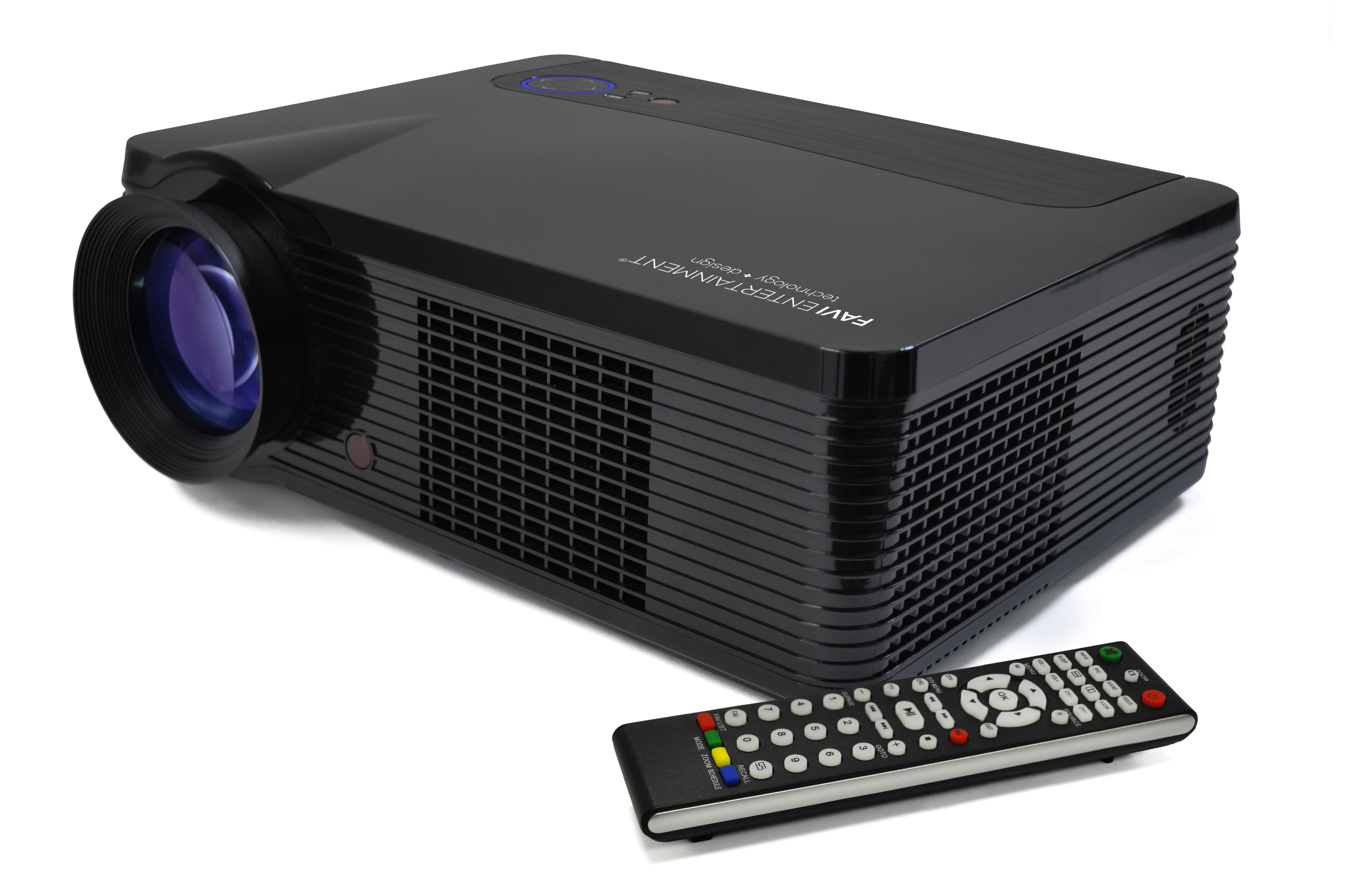 FAVI LCD Home Theater Projector (RioHD LED-3T) at Sears.com