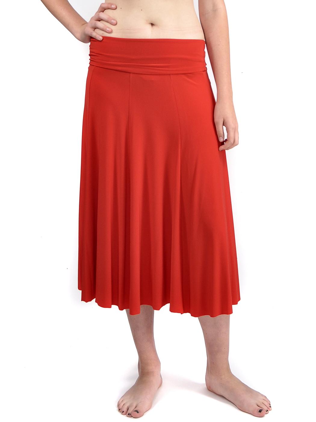 max maxi skirt strapless dress convertible foldover