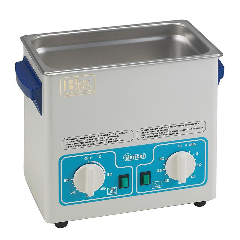 Best Built Jewelers Dental Best Built 3 Quart Ultrasonic Cleaning Machine Jewelry Cleaner at Sears.com