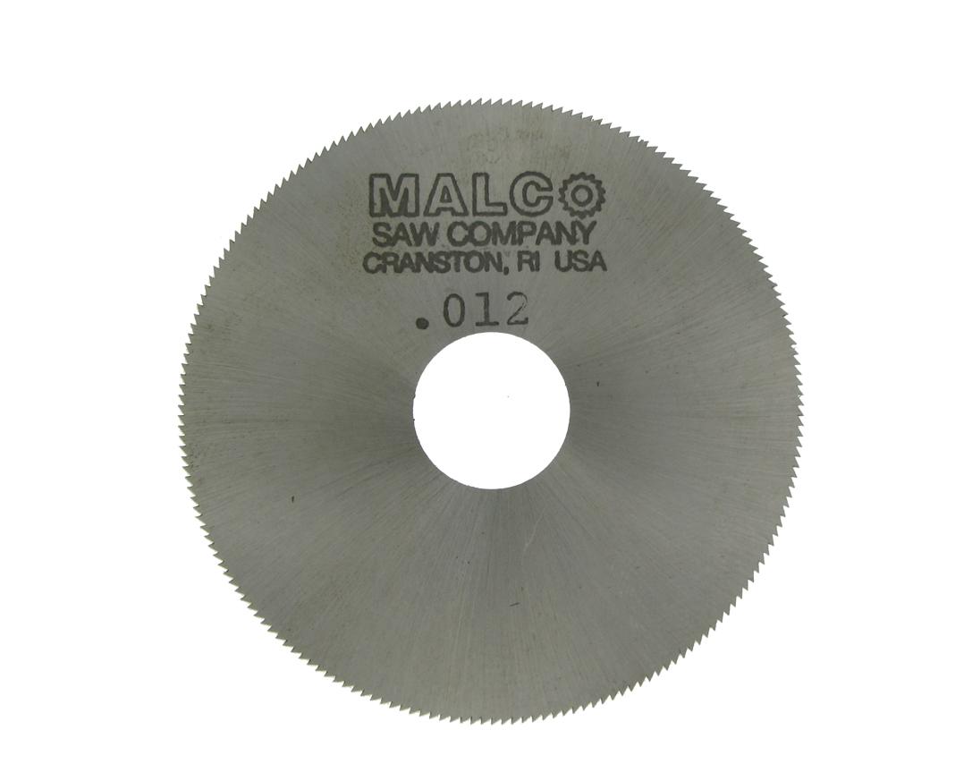 "Malco Saw 2"" X .012 X 1/2"" W/ 190 TEETH MALCO SAW CIRCULAR SAW HIGH SPEED STEEL at Sears.com"
