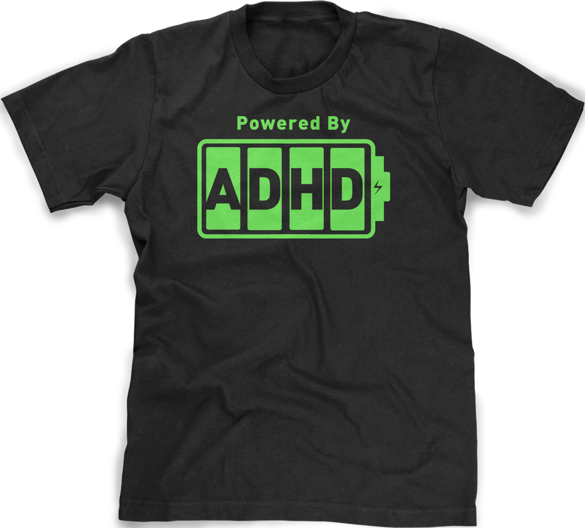 Crazy Dog Tshirts Youth Battery Powered ADHD T Shirt funny energy shirt for kids at Sears.com