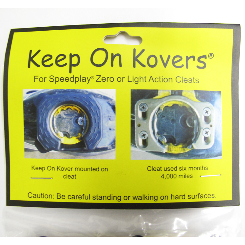 Keep on Kovers for Speedplay Zero or Light Action Cleats ...