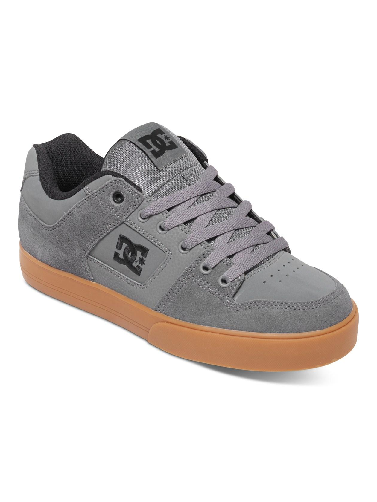 DC Shoes Court Graffik Skate Shoe Bring your skateboarding dreams to life with these DC Shoes Court Graffik skate shoes. This style features a leather upper with a .