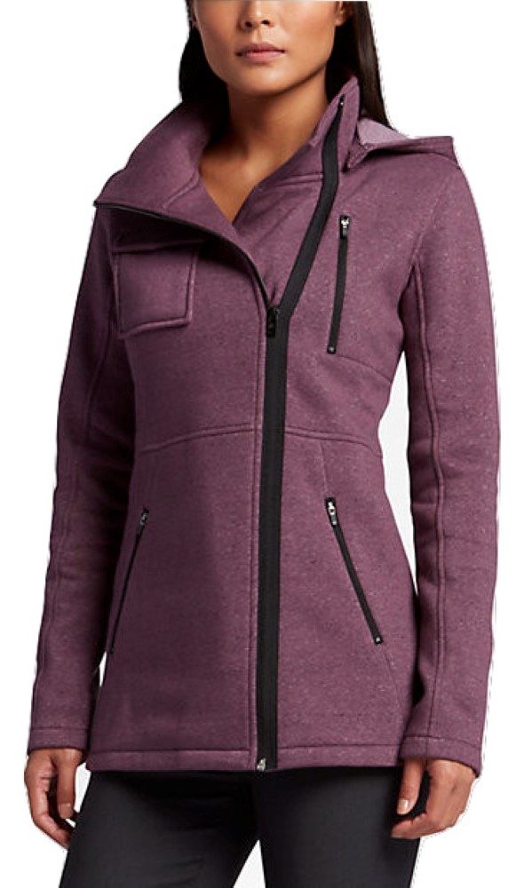 Womens hurley jackets