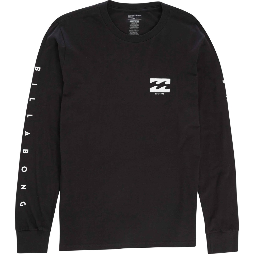 Billabong Mens Unity Long Sleeve T Shirt M02guni Ebay