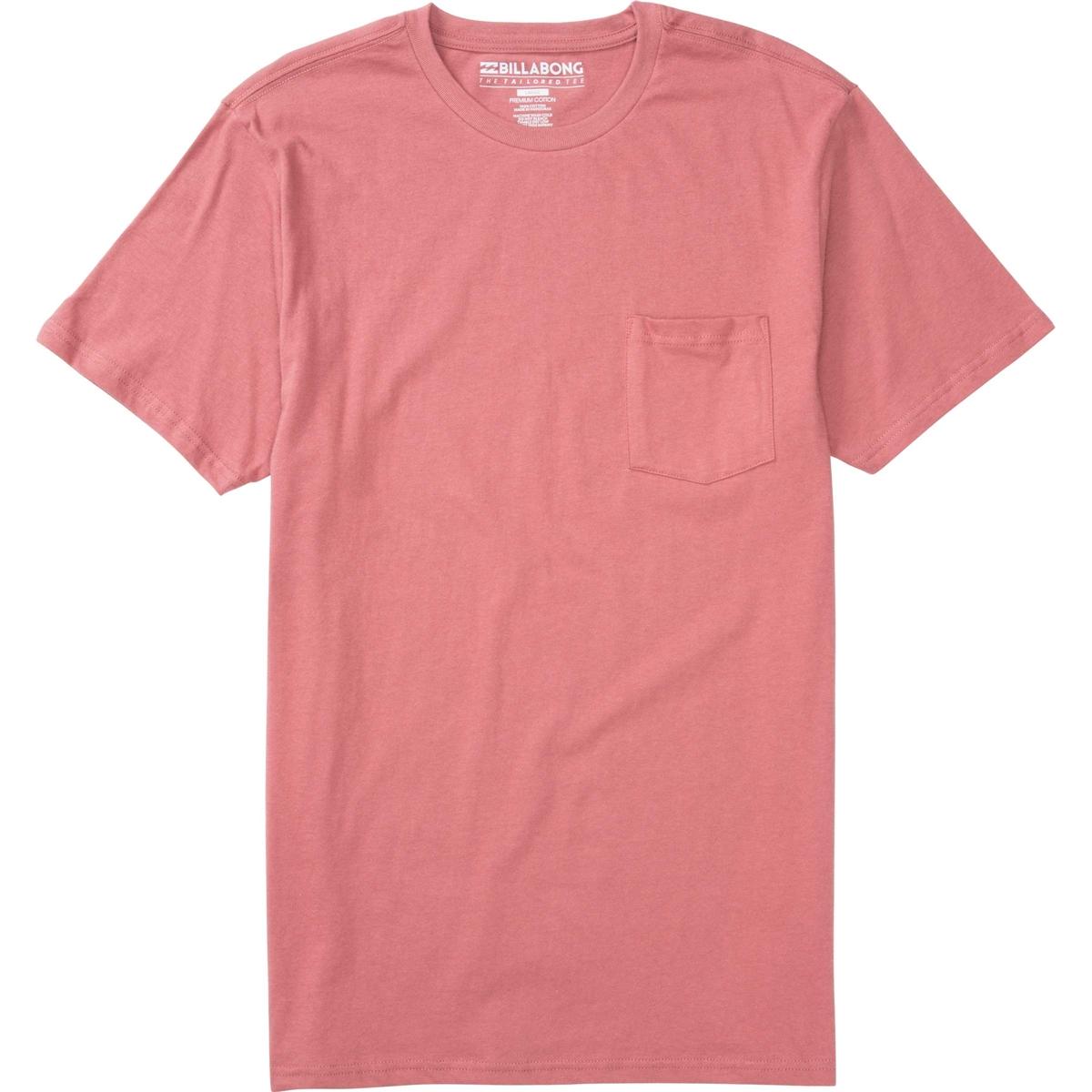 Billabong Mens Essential Tailored Short Sleeve T Shirt