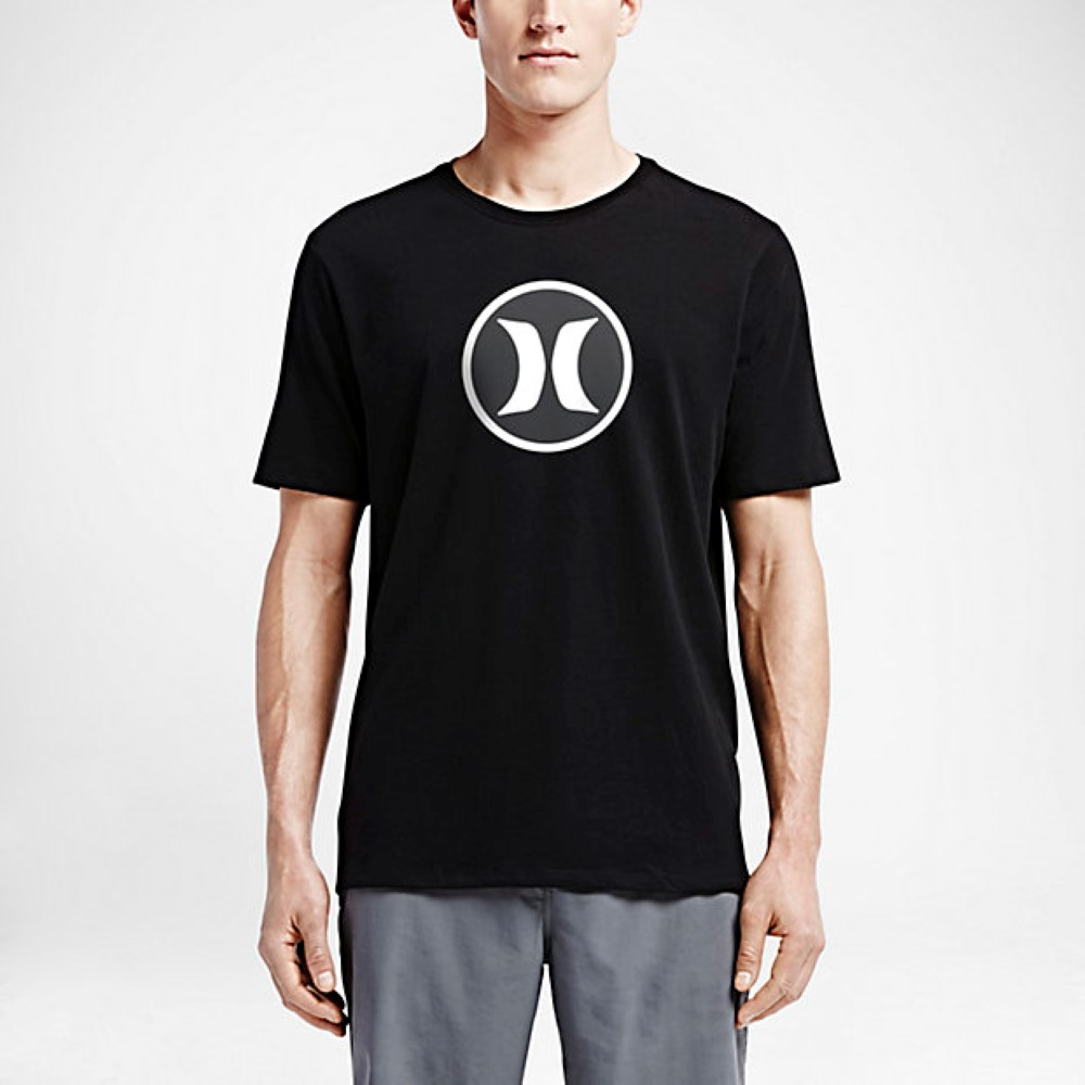 Hurley-Men-039-s-Icon-Dri-Fit-T-