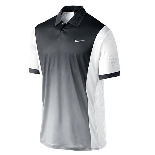 Nike Tiger Woods Tw Print Polo Golf Shirt 542068 Ebay