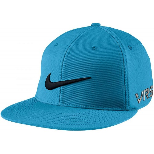 Nike Dri Fit Flat Bill Tour Fitted Golf Hats