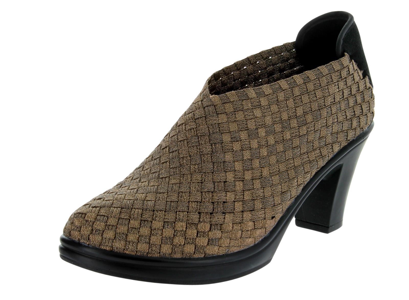 bernie mev womens chesca casual pumps shoes ebay